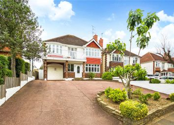 4 bed detached house for sale in Goldstone Crescent, Hove, East Sussex BN3