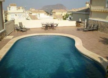 Thumbnail 5 bed detached house for sale in Montefort Del Cid, Alicante, Spain