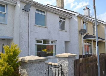 Thumbnail 3 bed terraced house for sale in 26, Beechmount, Londonderry