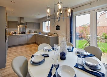"""Thumbnail 4 bed detached house for sale in """"Tressell"""" at Milby, Boroughbridge, York"""