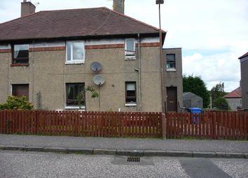Thumbnail 2 bed maisonette to rent in Glebe Road, Whitburn, Bathgate