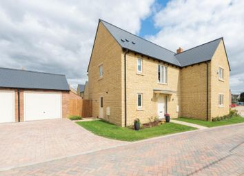 Milton, Hanborough Gate, Long Hanborough, Witney, Oxfordshire OX29. 4 bed detached house for sale