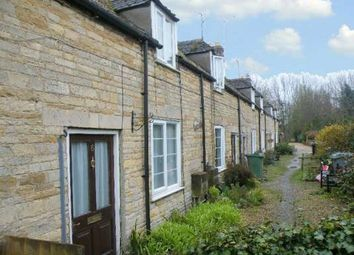 Thumbnail 1 bed cottage to rent in The Row, West Deeping