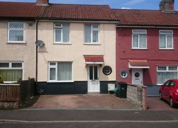 Thumbnail 2 bed terraced house to rent in Mansfield Street, Bedminster Bristol