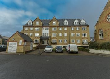 Thumbnail 2 bed flat for sale in Hallam Close, Watford