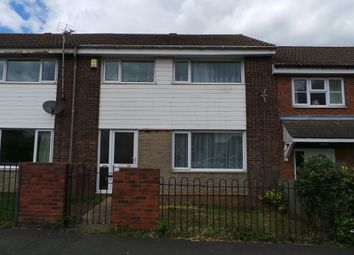 Thumbnail 3 bed terraced house for sale in Park Springs Road, Gainsborough