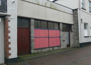 Thumbnail Retail premises for sale in Well Street, Barnstaple