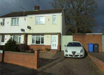 Thumbnail 2 bed semi-detached house for sale in Hartshorne Road, Littleover, Derby