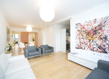 Thumbnail 2 bed flat for sale in Soda Studios, 268 Kingsland Road