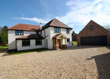 Thumbnail 4 bed detached house for sale in Barnby Moor, Retford