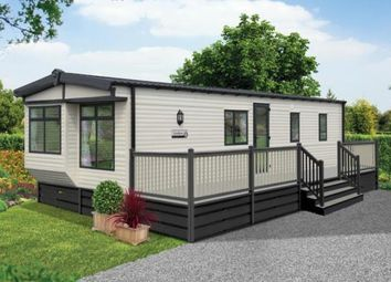 Thumbnail 3 bed mobile/park home for sale in Lyons Robin Hood, Holiday Park, Rhyl, Denbighshire