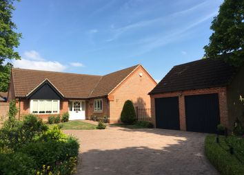 Thumbnail 3 bed detached bungalow for sale in Kings Gardens, Gonerby Hill Foot, Grantham