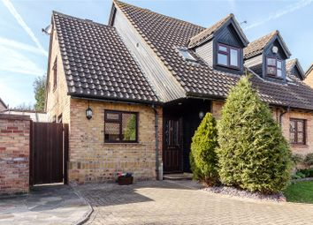 Thumbnail 3 bed semi-detached house for sale in Acorn Place, Langdon Hills, Essex