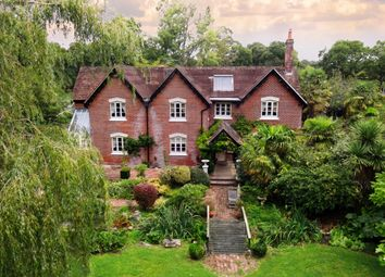 South Drive, Ossemsley, New Forest BH25. 4 bed detached house for sale