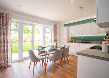 "Thumbnail 3 bed detached house for sale in ""The Heywood"" at North End Road, Yatton, Bristol"
