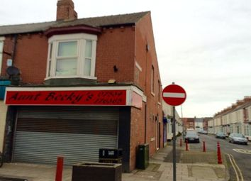 Thumbnail 1 bedroom terraced house for sale in Parliament Road, Middlesbrough