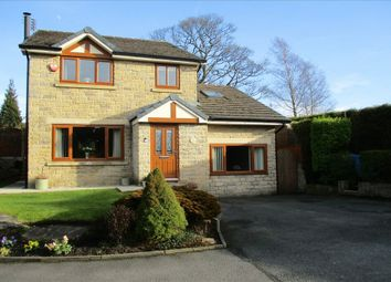 Thumbnail 4 bed detached house for sale in Old Kiln Lane, Grotton, Oldham