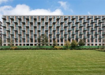 Thumbnail 2 bed flat for sale in Endeavour House, Royal Wharf, London
