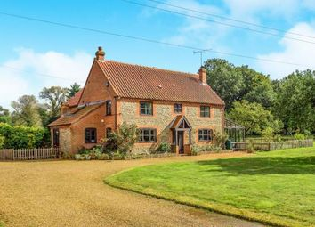 Thumbnail 6 bed detached house for sale in Ridlington, North Walsham, Norfolk