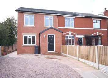 Thumbnail 3 bed end terrace house for sale in New Lane, Crossens, Southport