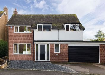 Thumbnail 4 bed detached house for sale in Gaialands Crescent, Lichfield