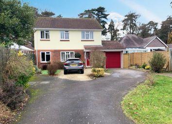 Hollybrook Gardens, Locks Heath, Southampton SO31. 4 bed detached house for sale