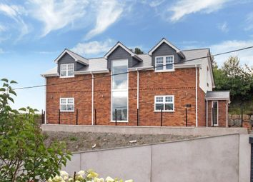 Thumbnail 4 bed detached house for sale in Scwrfa Road, Dukestown, Tredegar, Blaenau Gwent