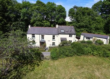 Thumbnail 5 bed equestrian property for sale in Hoo Meavy, Yelverton