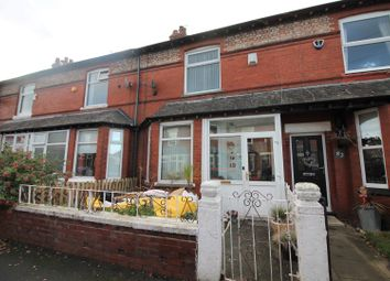Thumbnail 3 bed terraced house for sale in Firwood Avenue, Urmston, Manchester