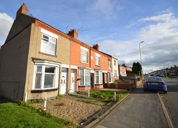 Thumbnail 2 bed end terrace house for sale in Welford Road, Wigston, Leicester