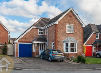 Thumbnail 4 bed detached house for sale in Farne Way, Royal Wootton Bassett