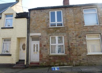 Thumbnail 2 bed terraced house for sale in Stokoes Buildings, Leadgate, Consett