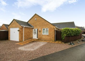 Thumbnail 3 bed detached bungalow for sale in Swan Gardens, Parson Drove, Wisbech, Cambridgeshire