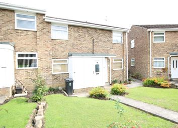 Thumbnail 2 bed flat for sale in Collier Close, Crook