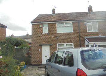 Thumbnail 1 bed end terrace house for sale in Richards Grove, St. Helens