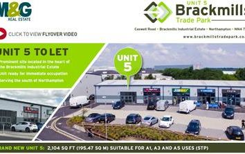 Thumbnail Light industrial to let in Unit 5 Brackmills Trade Park, Caswell Road, Brackmills, Northampton, Northants