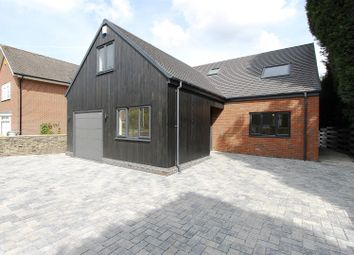 Thumbnail 4 bed detached house for sale in The Dell, Chesterfield