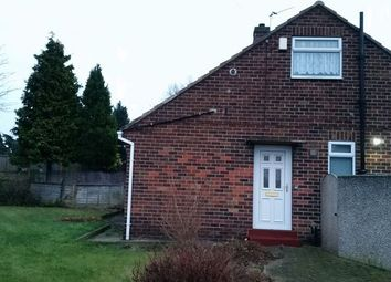 Thumbnail 2 bed semi-detached bungalow for sale in Harefield Road, Pontefract