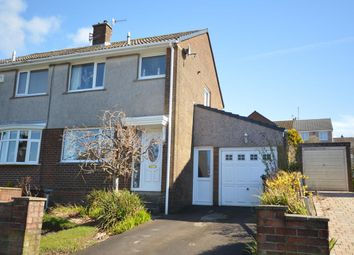 Thumbnail 3 bedroom semi-detached house to rent in Greenlands Avenue, Whitehaven