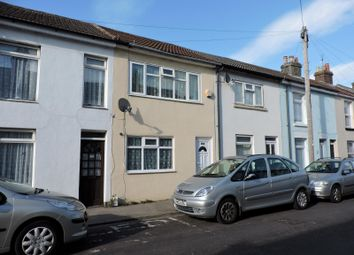Thumbnail 2 bed terraced house to rent in Cobden Street, Gosport
