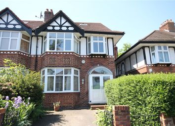 Thumbnail 4 bed semi-detached house for sale in Brunswick Gardens, London