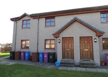 Thumbnail 2 bed flat for sale in Bain Road, Elgin