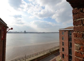 Thumbnail 3 bed flat for sale in The Colonnades, Liverpool, Merseyside