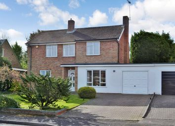 Thumbnail 3 bed detached house for sale in Greenlands Road, Newbury
