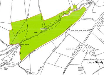 Thumbnail Land for sale in Sandy Gate, Hebden Bridge