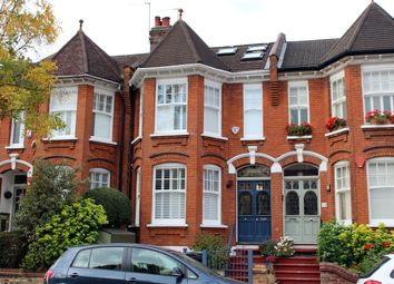 Thumbnail 5 bed terraced house for sale in Thirlmere Road, Muswell Hill, London