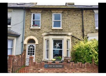 Thumbnail 5 bed terraced house to rent in Gwydir Street, Cambridge