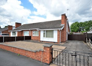Thumbnail 2 bed semi-detached house for sale in Gloucester Crescent, Wigston