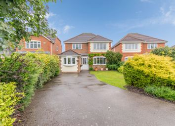 Thumbnail 4 bed detached house for sale in Spiers Close, Leicester