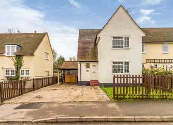 Thumbnail 3 bed semi-detached house for sale in Campers Road, Letchworth Garden City